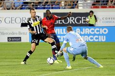 Football (Ligue 1) - Première à domicile manquée pour le GFC Ajaccio face à Angers (0-2)