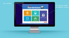 MiniTool Power Data Recovery Mac ve Mobil Veri Kurtarma