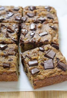 Chocolate Chip Paleo