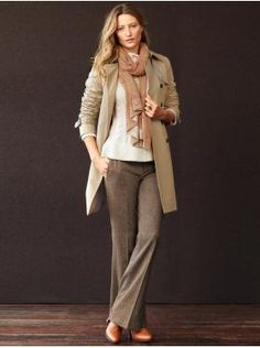 Liking, but not sure I'm loving it. The pants, boots, and trench I love though.