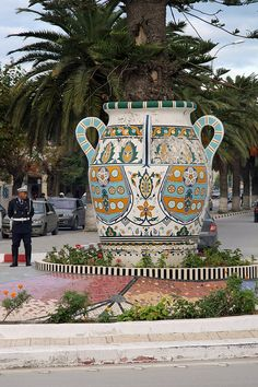 Nabeul by Malcolm Bott, via Flickr ~  Tunisia