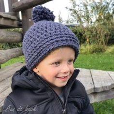 Haakpatroon Warme Kindermuts