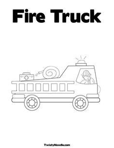 free fire truck coloring pages coloring pages activities