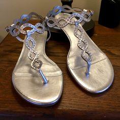 b47ff54827d 18 Best Sparkly sandals images