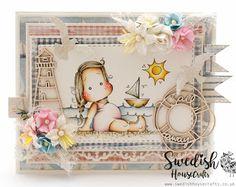 Handmade by Tamara: Lounging Tilda ♡ Swedish House Crafts DT