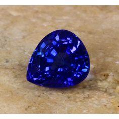 Vivid Blue Sapphire