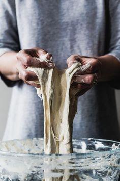 stretching sourdough - how to make sourdough bread