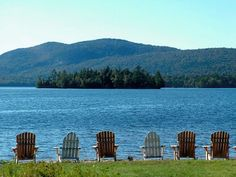 I remember boating on this lake when I was a kid. Can't believe this is only 2 hours from my home.   Blue Mountain Lake, Adirondacks (NY)