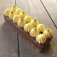 J'en reste baba: Tartelette chocolat au lait et fruits de la passion