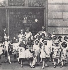 Harlem New York 1920 | ... Of Love: A New York Minute: 1920's-Era Children's Fashion Show, Harlem