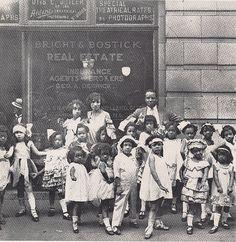 Harlem New York 1920 | ... Of Love: A New York Minute: 1920's-Era Children's Fashion Show, Harlem