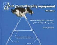 DIY dog agility equipment