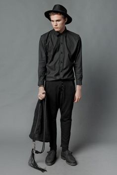 The PROUDRACE Spring/Summer 2012 http://lespecheresses-lemag.com/amish-and-the-city/
