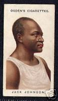 Vintage Boxing Cigarette / Tobacco Cards (Collectibles)