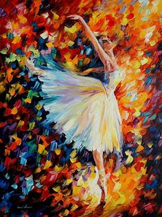 Canvas Art Dance Oil Painting By Leonid Afremov - Ballet Magic Ballerina Canvas Art Dance Oil Painting By Leonid Canvas Art Dance Oil Painting By Leonid Art Ballet, Ballerina Painting, Ballet Dance, Dance Paintings, Easy Paintings, Canvas Painting Images, Magical Paintings, Popular Paintings, Oil Paintings