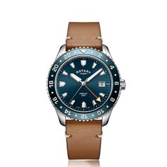 Rotary expands Henley collection with line of sleek chronographs - WatchPro Rotary Watches, Sport Watches, Chronograph, Quartz, Ebay, Accessories, Collection, Sapphire, Sports