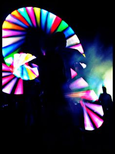 andrew spinning his hyperlights at wakarusa 2012