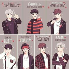 War of Hormone fanart