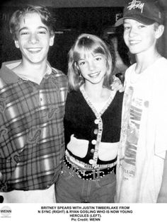 gosling, brit and JT <3