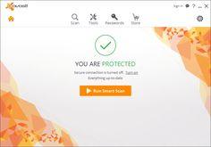 Avast Pro Antivirus 2016 v11.1 With License Key Files