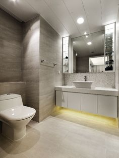 Gray Bathroom Design, Pictures, Remodel, Decor and Ideas - page 16