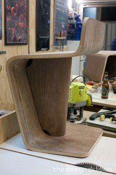 Boneless Chair, mkII