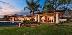 Maui Villas | Infinity Estate | Hawaii Villas | Villas Caribe
