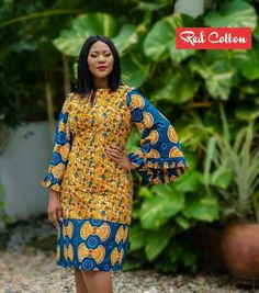Hello,Today we bring to you 'Ankara Casual Gowns for Ladies'. These Ankara casual gowns are exquisit African Attire, African Wear, African Women, Short African Dresses, African Print Dresses, African Clothes, African Fashion Ankara, African Print Fashion, Casual Gowns