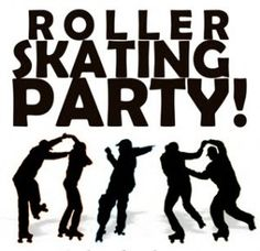 Everyone had roller skating parties in the 70s.