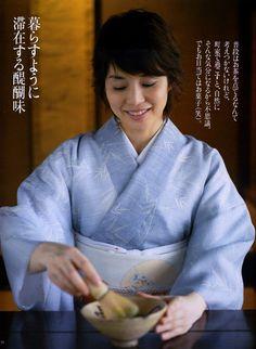 Japanese Girl, Samurai, Kimono, Poses, Actresses, World, Celebrities, Cute, Bamboo