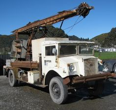 Semi trucks of Israel | HCVC Vintage Truck Forum - Heavy Duty Blitz Buggies?
