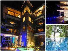 Our stunning wedding venue! Cannot wait to marry my best friend here! Villa Punto de Vista, Costa Rica.