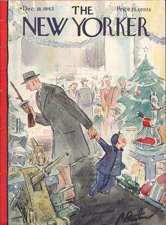 The New Yorker December 18 1943