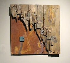 Wood Assemblage by Alton Falcone.