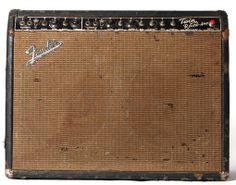 well used 1964 Fender Twin Reverb | dave allen blues