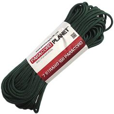 Paracord Planet 550 lb 100 Foot Hank Emerald Green Parachute Cord Also known as paracord rope parachute rope utility cord tactical cord and military cord USA made to provide durability and strength * You can get more details by clicking on the image.(This is an Amazon affiliate link and I receive a commission for the sales)