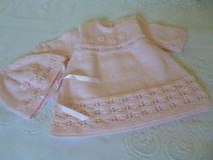 Tricot bébé et Bonnet habiller nouveau-né et Bonnet par Pitusa