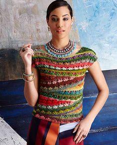 Linda Skuja es una de las diseñadoras que, en nuestra opinión, más ha contribuido a modernizar los patrones de prendas y complementos de crochet tejidos a mano. Posiblemente no sea la más conocida …
