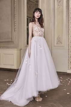 Miriam Wedding Gown #MiriamWeddingGown #OtiliaBrailoiuAtelier #weddingdress #AnUntoldPoem