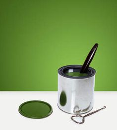 Thinking about this Eco-Friendly Wall Paints in this green color for the extra room...