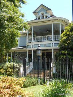 Walking Greenville: 104 Broadus Street (ca. 1895), Pettigru Historic District