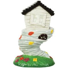 Westland Giftware Wizard of Oz Magnetic Dorothy's House and Tornado Salt and Pepper Shaker Set, 4-1/2-Inch by Westland Giftware. $15.12. Magnetic insert to keep shakers together. High quality. Fun and cute styling. Functional. Material: ceramic. Westland Giftware Wizard of Oz Magnetic Dorothy's House and Tornado Salt and Pepper Shaker Set, 4-1/2-inch. Save 60% Off!