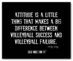 Outside Hitter Volleyball Quotes Inspirational. QuotesGram