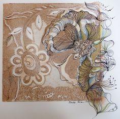 Tünde - Egyedi grafika Goat Milk Soap, Painting & Drawing, Vintage World Maps, Tapestry, Drawings, Handmade, Design, Decor, Hanging Tapestry