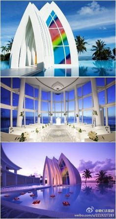 Crystal Chapel, Guam. often appearing on asian TV dramas as the wedding chapel :)