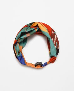 TURBAN-STYLE HAIRBAND-View All-ACCESSORIES-WOMAN   ZARA United States