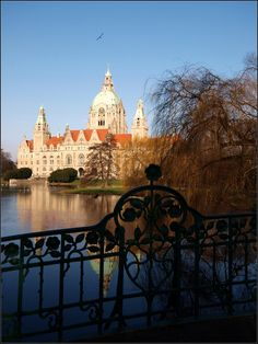 Hannover, Germany. I have been there :-)