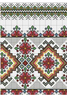 Cхеми вишивок. » Кулінарний форум Дрімфуд » Сторінка 31 Cross Stitch Rose, Cross Stitch Borders, Cross Stitch Flowers, Cross Stitch Charts, Cross Stitch Designs, Cross Stitch Patterns, Towel Embroidery, Basic Embroidery Stitches, Cross Stitch Embroidery