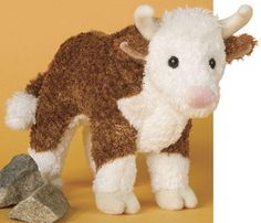 Tumbleweed Bull Plush Toy