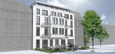 MW9 - Rothenbaum, Hamburg Sketchup Vray Photoshop 3D Visualisation